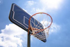 子供 バスケットボール