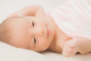 赤ちゃん 髪の毛