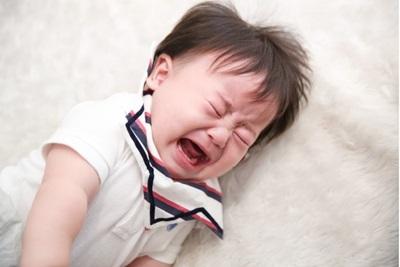 赤ちゃん 奇声