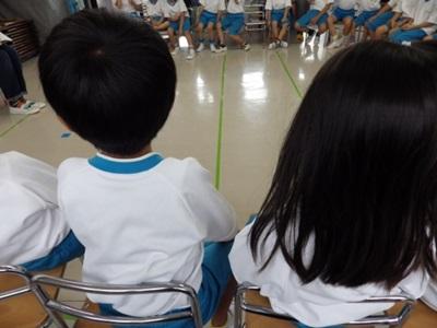 幼稚園の年長