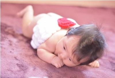 生後2ヶ月の赤ちゃんの様子