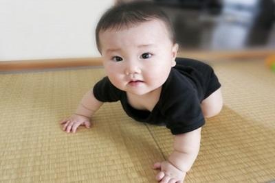 赤ちゃんの成長 7ヶ月から9ヶ月